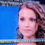 Francesca De André a Pomeriggio 5