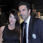 Ilaria D'Amico e Gigi Buffon gossip