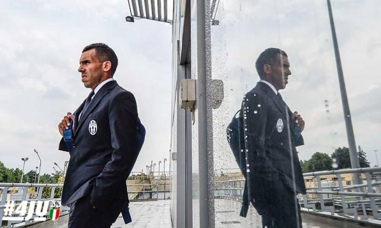 Juventus Carlitos Tevez