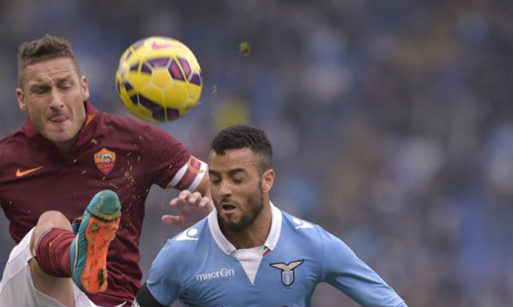 Roma Lazio video gol