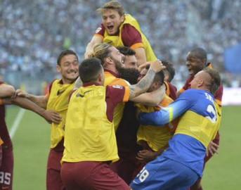 Lazio – Roma risultato finale: 1-2 highlights, sintesi, video gol Serie A