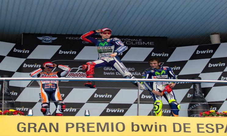 Lorenzo Marquez Rossi Jerez