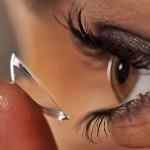 lenti a contatto trucco occhi