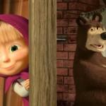 masha e orso film