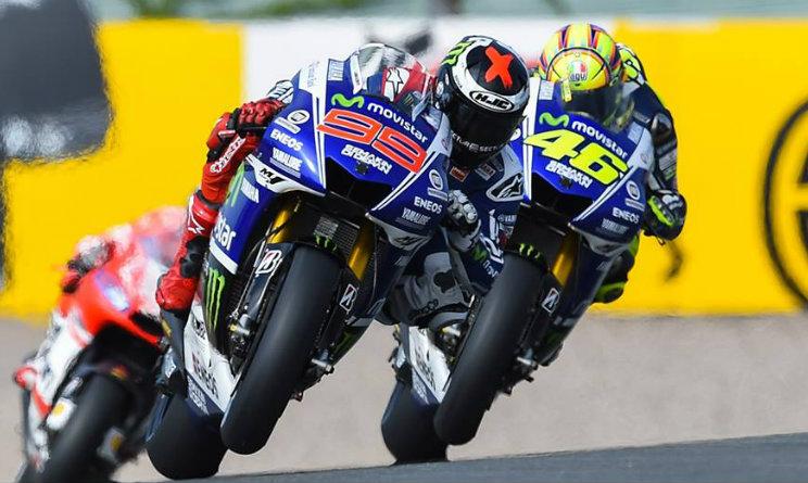Moto Gp Rossi Lorenzo