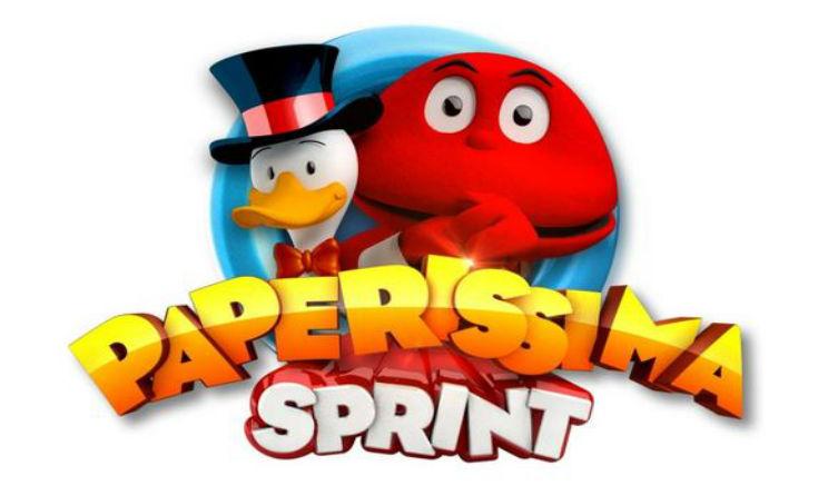 Paperissima sprint Giorgia Palmas Alessia Reato