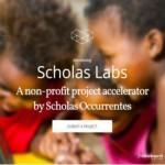 Startup incubatori Scholas Labs Papa Francesco