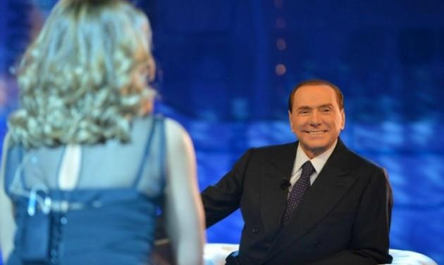 Silvio Berlusconi corteggiava Barbara D'Urso senza successo