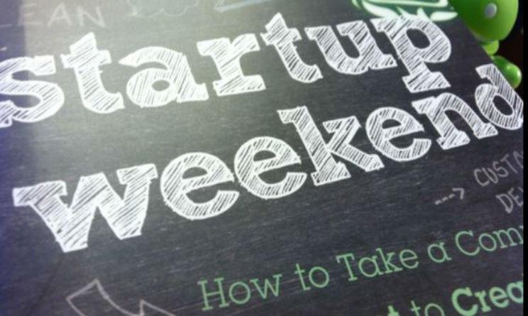 Startup Weekend Roma date programma