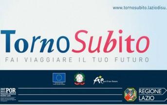 Bando Torno Subito 2015: la Regione Lazio offre 1.000 tirocini a giovani disoccupati