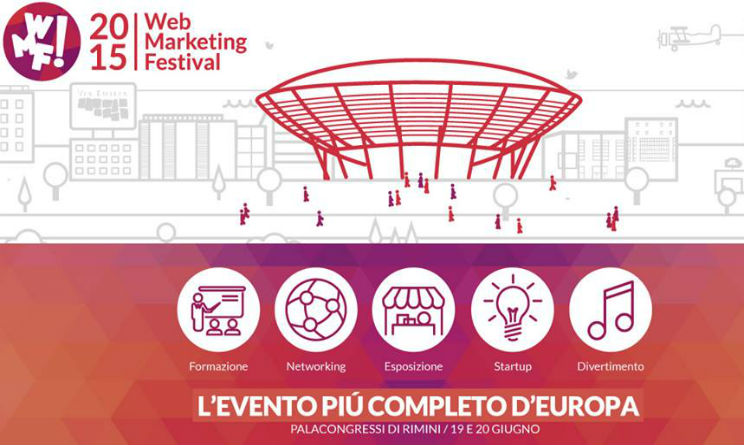 Festival Web Marketing Rimini 2015