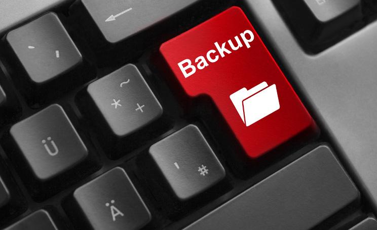 back-up dei file pc