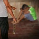 dramma bambino ucciso in Messico