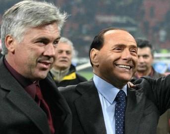 """Calciomercato Berlusconi: """"Il ritorno di Ancelotti al Milan dipende solo dal Real Madrid"""""""