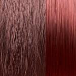 Ecco cos'è lo split dyed hair
