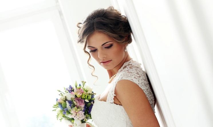 Ecco 3 acconciature raccolte per il vostro matrimonio