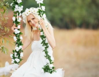Capelli 2015 tendenze spose: le 3 acconciature ideali per un matrimonio Boho chic