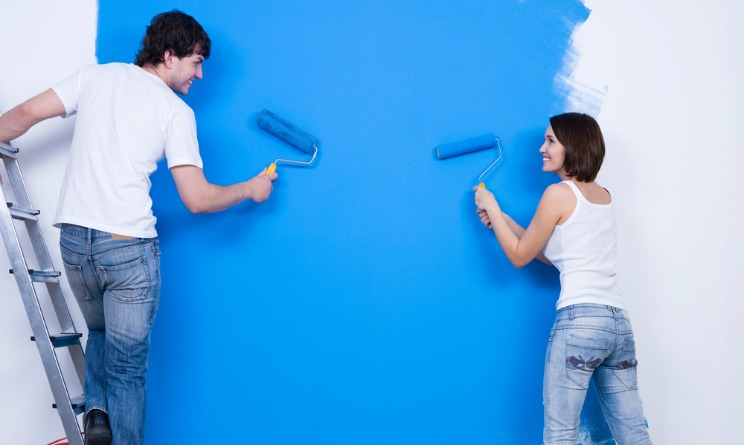 Come scegliere il colore per benessere in casa cromoterapia