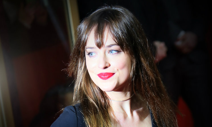 dakota johnson 50 sfumature grigio