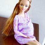 Elisabetta Canali incinta