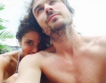 Ian Somerhalder e Nikki Reed matrimonio: la coppia ha pubblicato il video delle nozze