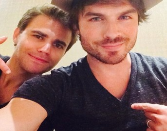 The Vampire Diaries, Ian Somerhalder e Paul Wesley in Italia: dove e quando