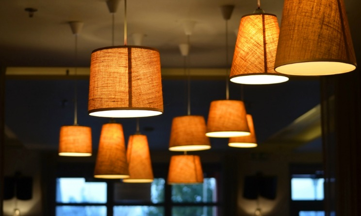 Idee creative per decorare casa  lampade fai da te da realizzare per  abbellire le stanze 91da8c4889ff