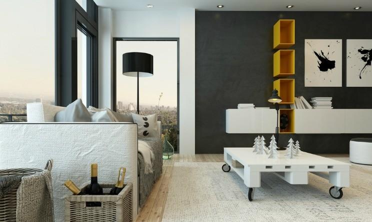 Idee fai da te arredare casa spendendo poco con il for Mobili per arredare casa