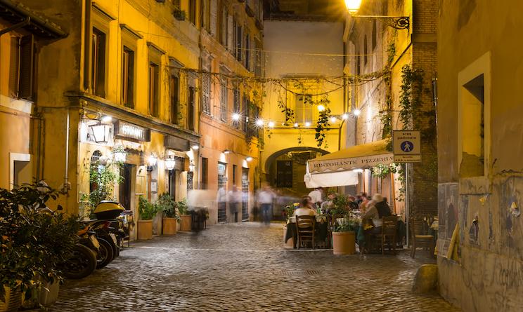 Dove mangiare sul lago di como ristoranti con vista for Cosa mangiare a roma