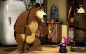 Masha e Orso, ecco la fiaba russa originale della serie animata erede di Peppa Pig