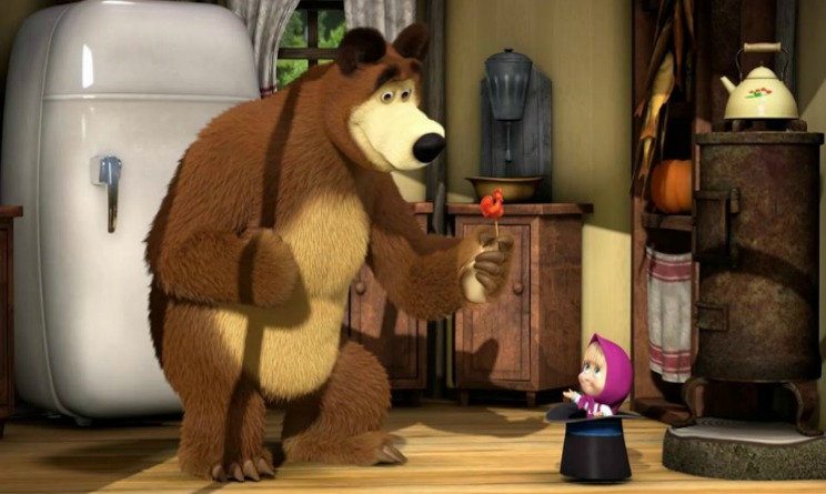 Masha e orso ecco la fiaba russa originale della serie