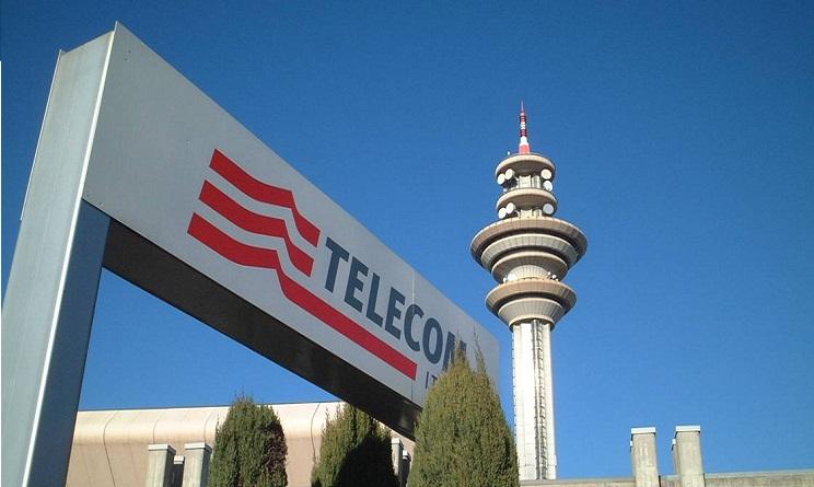 Assunzioni Telecom 2018
