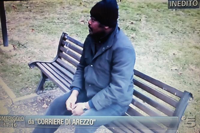 padre Gratien video a Pomeriggio 5
