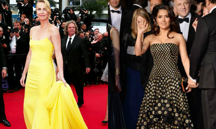 cannes 2015 look