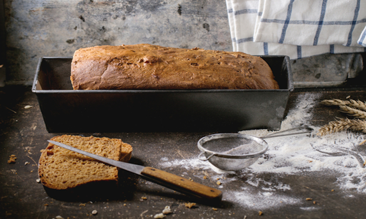 ricetta pane senza glutine