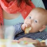consigli per svezzare neonato