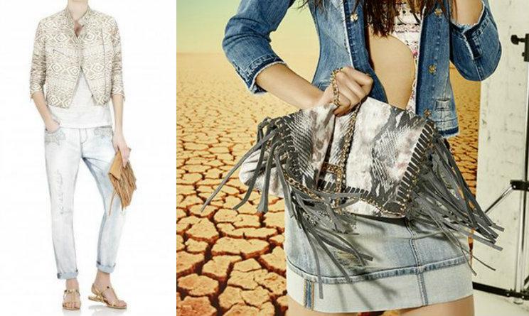 uk availability 10cd1 6dd1d Tendenze moda estate 2015: Liu Jo e gli ultimi outfit etno ...