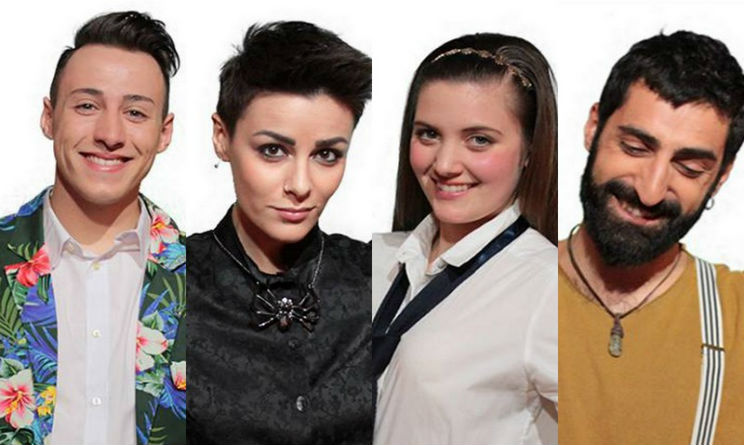 the voice of italy 2015