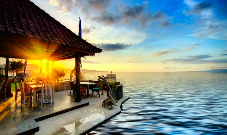 Le 10 case al mare pi belle del mondo ecco come sognare for Foto di interni case bellissime