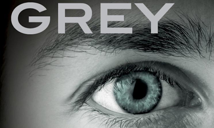 50 sfumature grigio grey libro