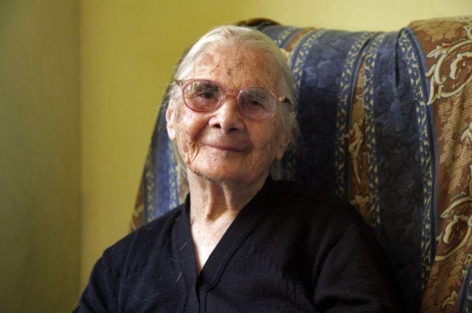 Consolata Melis morta centenaria in Sardegna