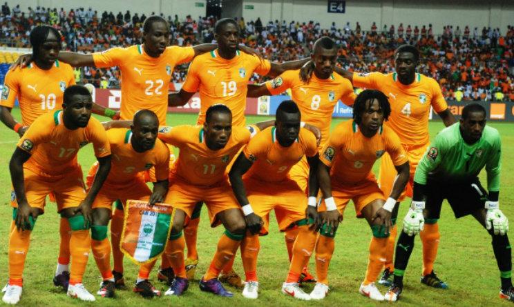 Nazionale Costa d Avorio