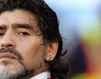 Diego Armando Maradona è pronto a candidarsi alla Presidenza Fifa
