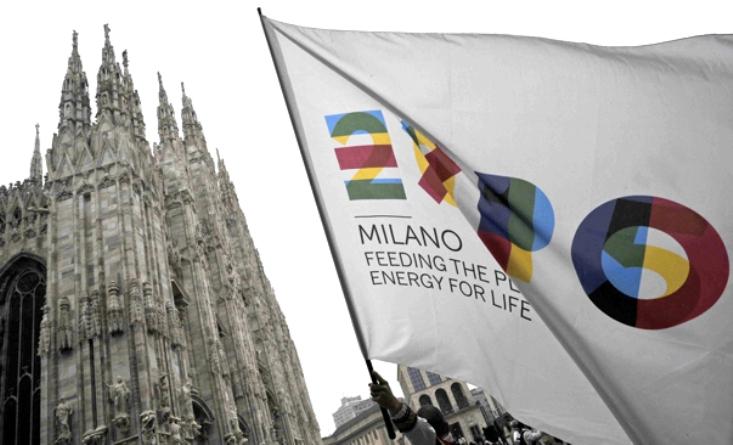 Expo Milano eventi 14 giugno