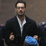 Fabrizio Corona scarcerato è felice