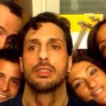 Fabrizio Corona selfie Instagram