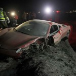 Vidal Ferrari incidente stradale