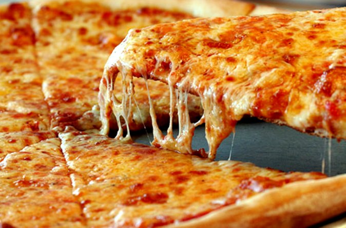 Pizza da record dei primati a Expo