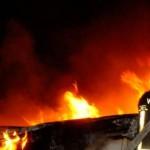 treviso incendio morto clochard