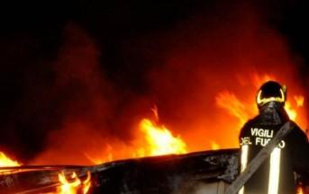 Treviso incendio: clochard muore carbonizzato dentro roulotte